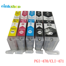 pgi 470 471 PGI-470 CLI-471 Ink cartridge For canon MG5740 MG6840 TS5040 printer