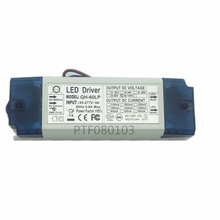 цена на 2-10 Pieces LED Driver 60W AC85-277V Constant Current 18-30x3W 600mA DC54-105V PFC LED Power Supply For Floodlight