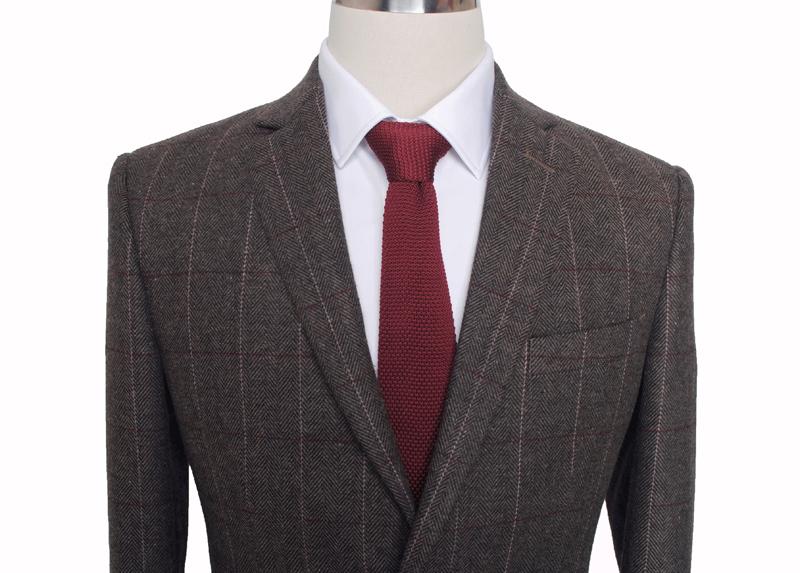 Men's Tailor Made Black Suit Sets Wedding Dress Suit Classic Groom Wear Tuxedo Jacket With Pant(Jacket+bowtie+Pant) 7