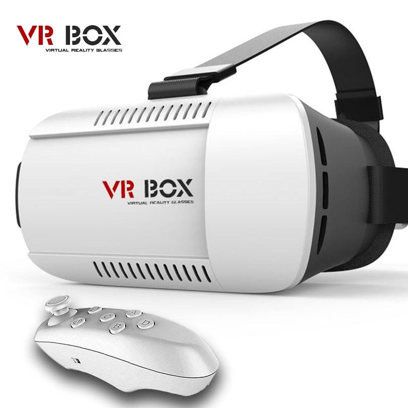 """<font><b>VR</b></font> <font><b>BOX</b></font> 3D Virtual Reality <font><b>Glasses</b></font> <font><b>Google</b></font> Cardboard 3D <font><b>Movie</b></font> <font><b>Game</b></font> for 4.7""""-6.0"""" Smart phone"""