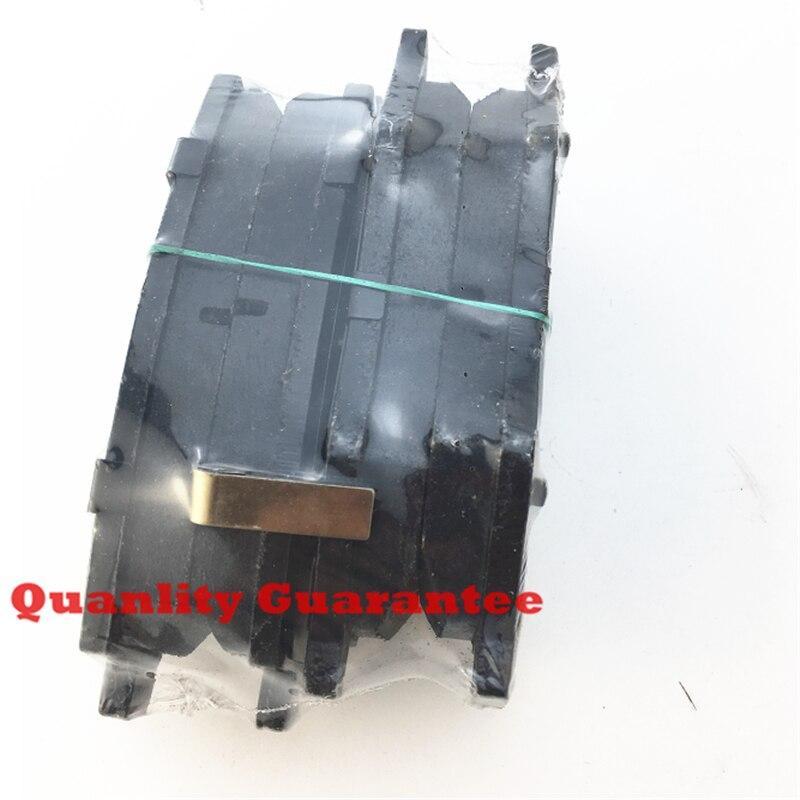Plaquettes de frein avant set auto voiture PAD KIT-FR disque pour chinois JAC affiner S3 fermé tout-terrain moteur partie 3500310U2230-F01 - 2