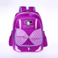2017 Cute Big Bow Princess School Bags for Girls Primary Student School Portfolio Backpacks Kids Satchel Mochila Escolar