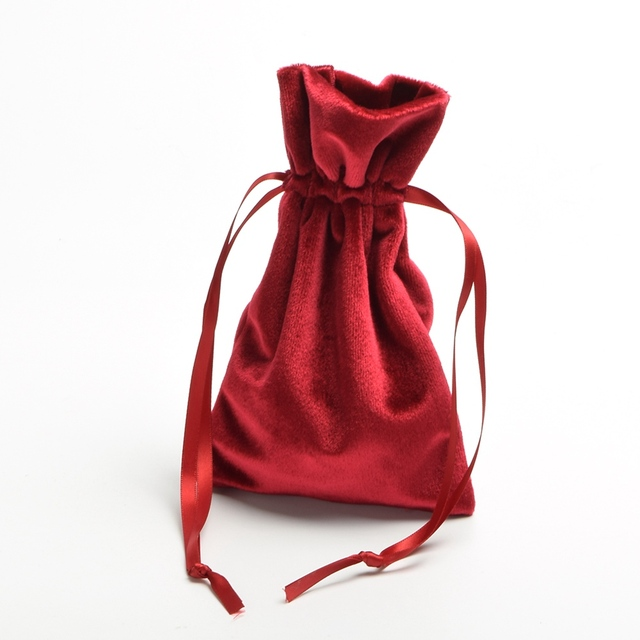 1pc Medieval Pouch Bag Drawstring Party Wicca Tarot Bag Cosplay Accessory