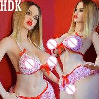 152cm Silicone Sex Dolls Big Ass Big Breast The Sexual Lifelike Realistic Female Vagina Full Silicon Masturbator Japanese Tpe