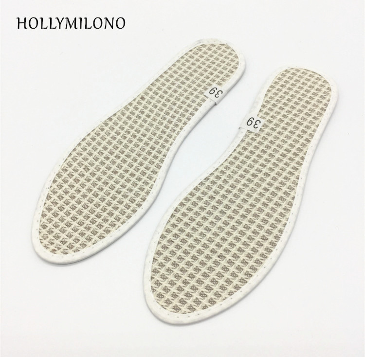 MAN WOMAN BREAHABLE BAMBOO INSOLES PADS MICRO FIBRE SHOES PAD INSOLE FOR MALE MEN WOMEN FEMALE 35 36 37 38 39 40 41 42 43 44