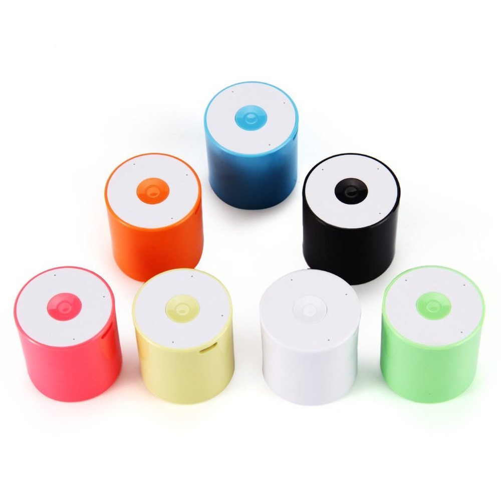 Mini Portable Smart Box Outdoor Sports Bluetooth Wireless Speaker Hands-free Call Selfie Remote Shutter for Smartphone speaker