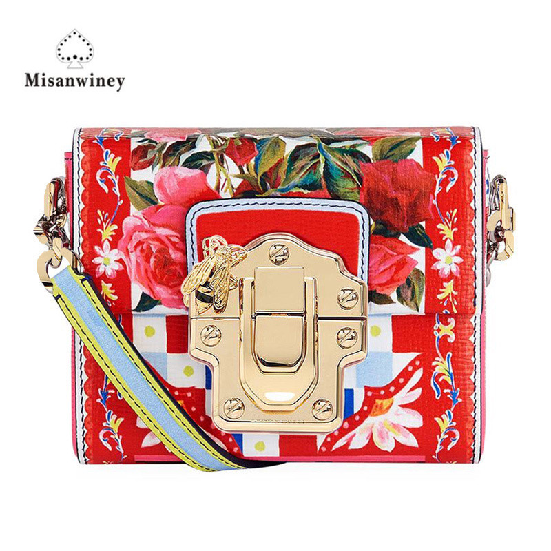 Misanwiney Women Leather Handbags Summer Style Women Bag sac a main femme Luxury Handbags Women Bags Designer Small Handbag 2018 kzni genuine leather handbag women designer handbags high quality phone bag purses and handbags pochette sac a main femme 9022