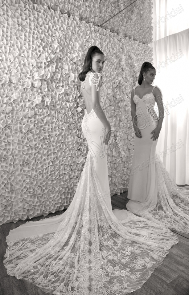 Vintage Wedding Dresses Lace Backless - Wedding Dress Ideas