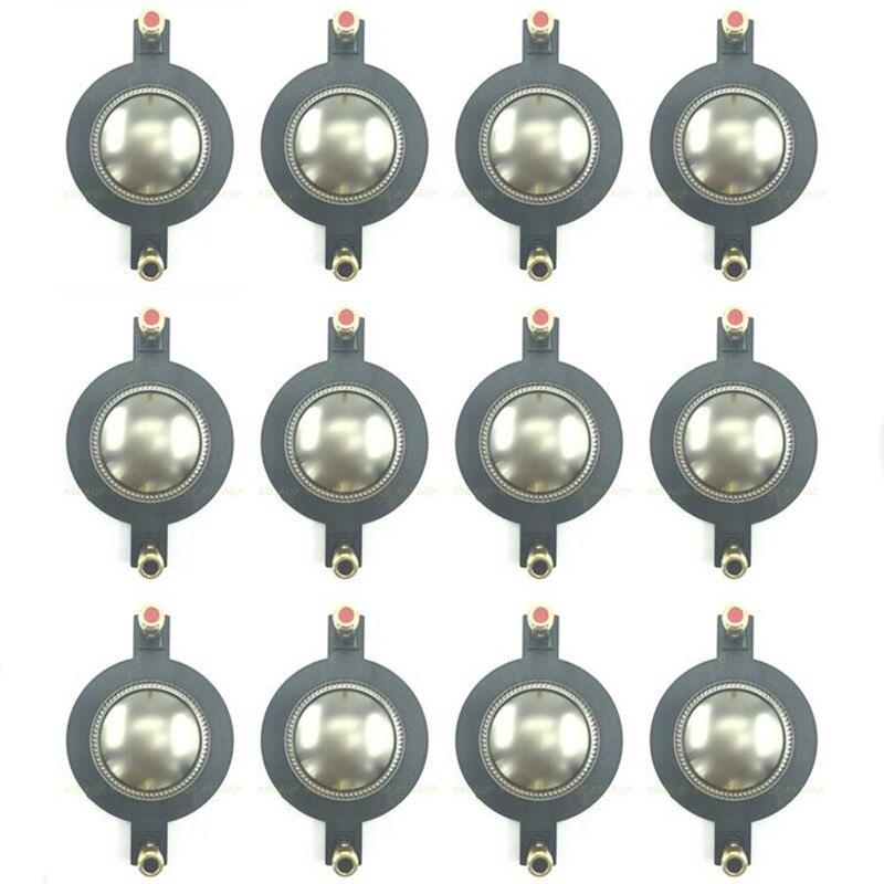 12 Stücke Ersatz Diphragm Für Mackie Srm450 Srm-450 Membran 1701 Hochtöner Horn Fahrer Weich Und Leicht Lautsprecher Zubehör Tragbares Audio & Video
