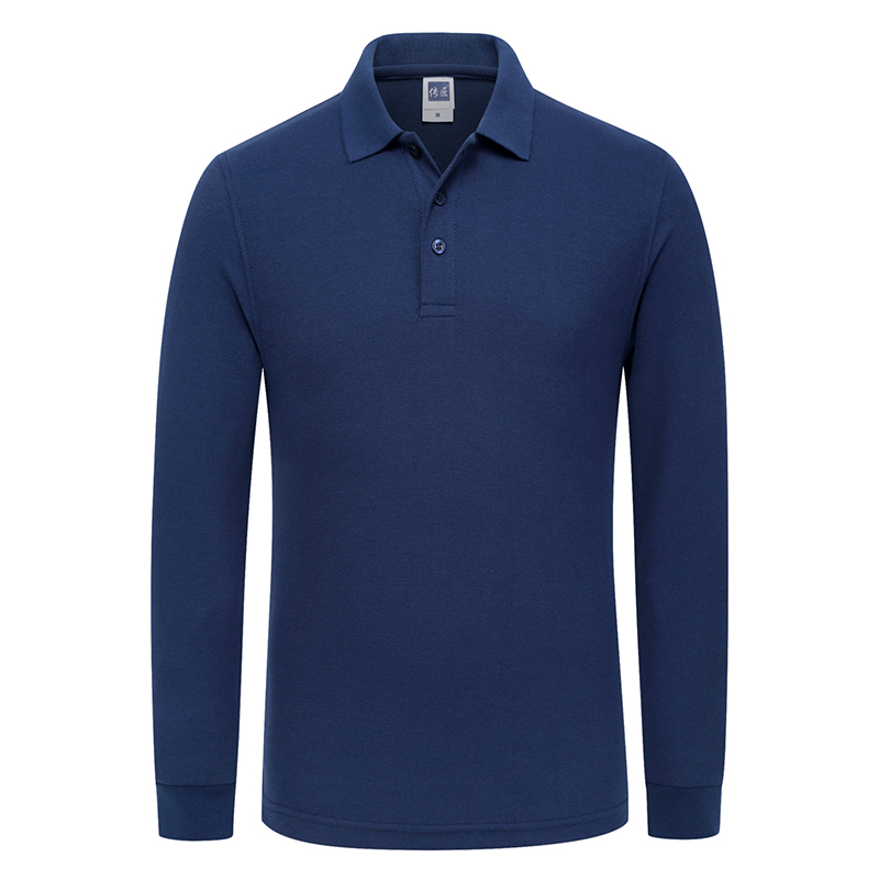Custom Embroidered Mens Long Sleeve Shirts - Personalized Embroidery   Polo   Tees company work uniform work wear