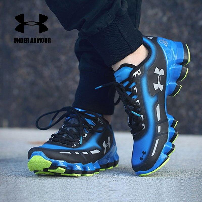 Under Armour UA Scorpio Running shoes Men zapatillas hombre Light Breathable Cushioning Sneakers Man Sport Shoes Eur 40-45Under Armour UA Scorpio Running shoes Men zapatillas hombre Light Breathable Cushioning Sneakers Man Sport Shoes Eur 40-45
