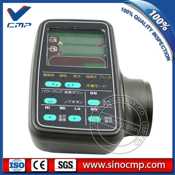 7834-72-4000 Monitor De Escavadeira Para Komatsu PC200-6 PC210-6 PC220-6 PC230-6, 1 Ano De Garantia