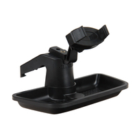 Cell Phone Holder Car Mount Rotatable Phone Mount Fit for Jeep Wrangler JK 2012 2017