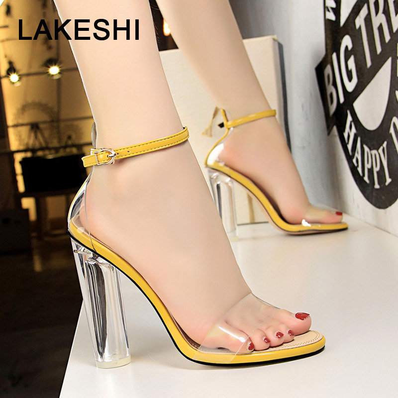Women Pumps High Heels Sandals Transparent Women Sandals High Heels Jelly Shoes Women Stiletto Sexy Ladies ShoesWomen Pumps High Heels Sandals Transparent Women Sandals High Heels Jelly Shoes Women Stiletto Sexy Ladies Shoes