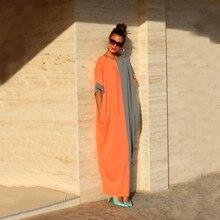 Long Summer Dresses For Women Casual Ladies Color Block  Round Neck Short Sleeve Loose Shift Maxi Dress недорого
