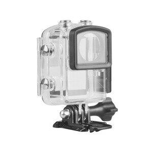 Image 4 - Livraison gratuite!! Étui étanche sous marin dorigine pour Original M20 plongée 30M étanche extrême casque Cam Mini caméscope DVR