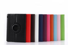 Rotation 360 Degree Rotating Litchi Stand Leather Cover Case For Huawei MediaPad T3 10 AGS-L09 AGS-L03 Tablet eagwell 360 rotating case for huawei mediapad t3 10 9 6 litchi pu leather flip stand tablet cover skin for huawei t3 10 case