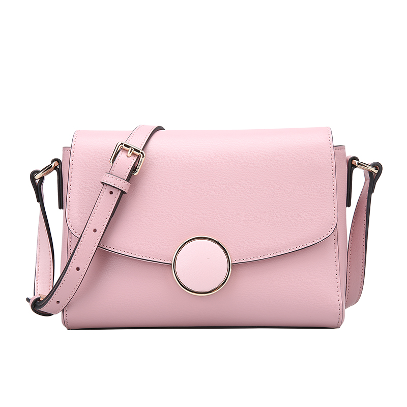 Women's Crossbody Bags Luxury Brand Genuine Leather Mini Messenger Bag 2017 Korean Fashion Small Shoulder Bag Bolsa Feminina women shoulder bags leather handbags shell crossbody bag brand design small single messenger bolsa tote sweet fashion style