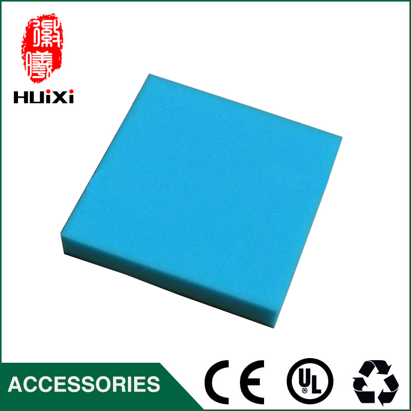 1PCS blue filter cotton of Vacuum Cleaner Accessories and parts of Vacuum Cleaner for FC5225 FC5830 FC5822