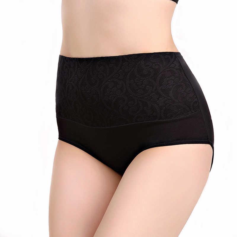 152ee11655ea New Panties Women Underwear High Waist Cotton Briefs String Plus Size  Calcinhas Sexy Lingeries 5XL Panty