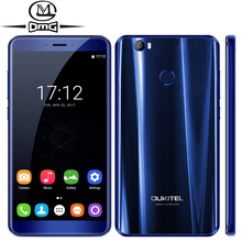 "Original OUKITEL U11 Plus Handy 4G RAM 64G ROM Android 7.0 MTK6750T Octa-core 16MP + 16MP 5,7 ""fingerabdruck 4G Smartphone"