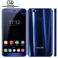 Original OUKITEL U11 Plus Handy 4G RAM 64G ROM Android 7.0 MTK6750T Octa-core 16MP + 16MP 5,7 ''fingerabdruck 4G Smartphone