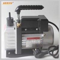 Jeely Мини Портативный Воздушный вакуумный насос 220 В 180 Вт кондиционер роторный лопасти один этап для ламинирования из углеродного волокна тк
