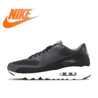 Original Authentic NIKE AIR MAX 90 ULTRA ESSENTIAL Men's Breathable Running Shoes Sports Outdoor Walking Jogging Sneakers 819474