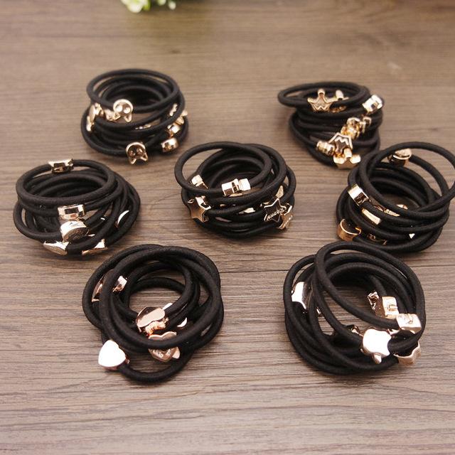 Elastic Hairband 10pcs