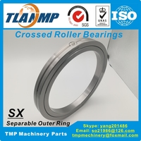 SX011828 TLANMP çapraz makara rulmanlar (140x175x18mm) İnce kesitli rulman yüksek hassasiyetli hız düşürücü rulman