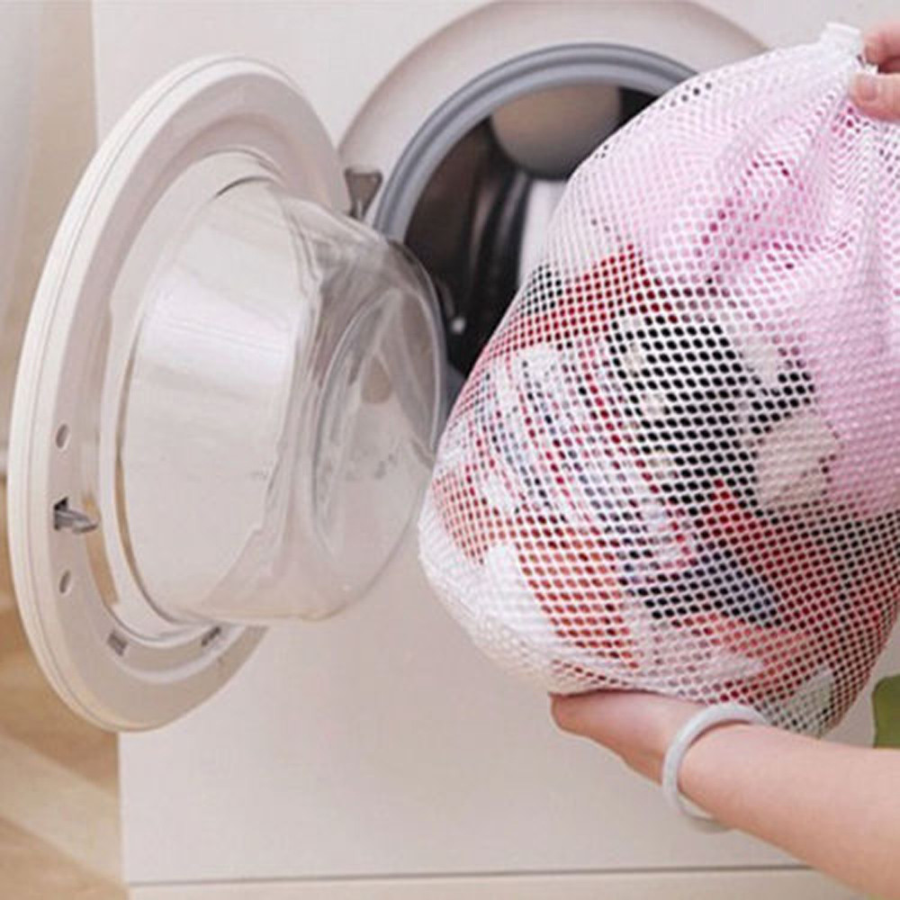 Home Use Laundry Bag Drawstring Bra Underwear Socks Laundry Bags Household Cleaning Tools Accessories Wash Bags Pouch Basket