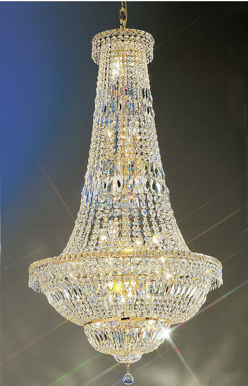 large Gold Crystal Pendant Light Lighting Modern Stair Crystal Pendant Lights Fixture (Diameter 70cm or 90cm )+Free shipping ! free shipping rotating 681 bohemia stair lamp crystal large pendant light