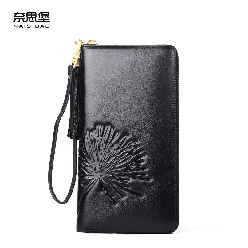 ФОТО 2017 New women genuine leather bag fashion chinese style quality luxury women leather handbags shoulder bag embossing cowhide