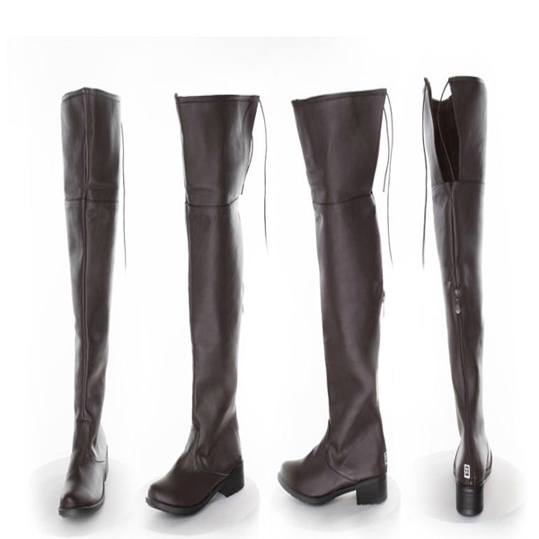 Attack on Titan boots12
