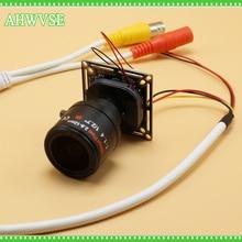 AHWVSE AHD font b Camera b font Module Board 2 8 12mm Lens CMOS IR Cut