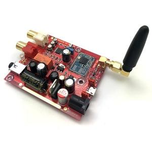 Image 4 - Wejście Lusya AUX Csr 8675 bezprzewodowa tablica odbiorcza Bluetooth 5.0 PCM5102A APTX HD I2S dekoder DAC 24bit z anteną