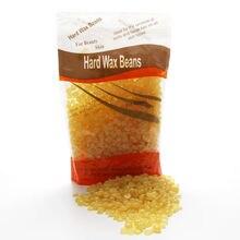 New Arrival Depilatory Hot Film Hard Wax beans Pellet Waxing Bikini Hair Removal wax 300g Honey Taste