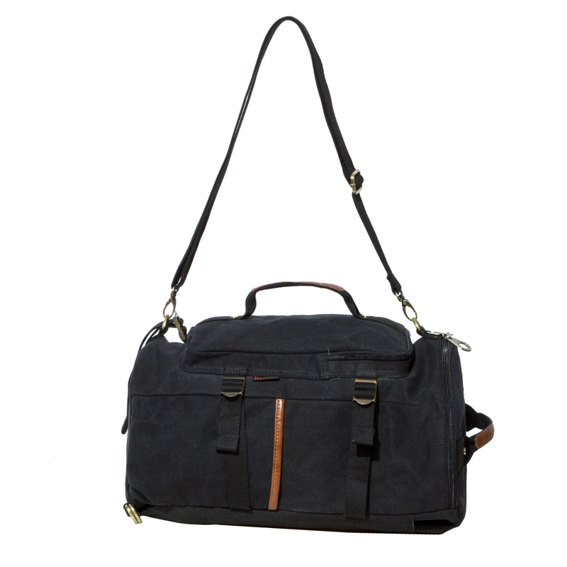 KAUKKO Large Capacity Shoulder Bag Mens Canvas Backpack Laptop Daypacks  Unisex Bags for Teenager School Knapsacks Duffel Bags -in Backpacks from  Luggage ... bdd7762645e8e
