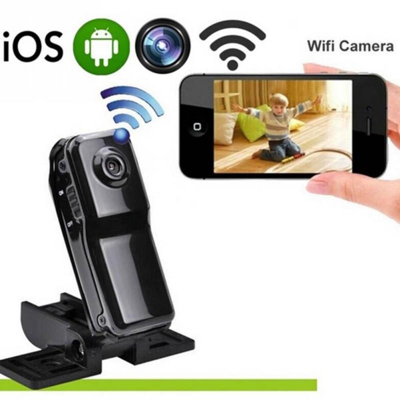 Mini Wireless mini Camera video recording DVR Portable 640*480 HD Camera Cam Home Security Cameras