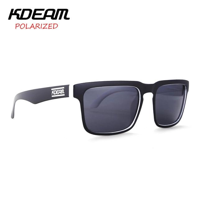 3f82daaaa76 Online Shop KDEAM Summer Square Sunglasses Men Polarized Sun Glasses ...