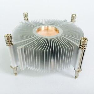 Image 5 - CPU cooler radiator cooling heatsink for Intel LGA1155 / 1156 93*93*35mm Aluminum radiator fan cooling Computer heatsink