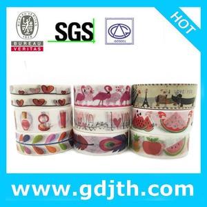 Image 4 - 2298 Patronen diy Masking tape set 30 stks/partij Bloemenprint Deco DIY Sticker/Lijm Japanse tape jiataihe Washi Tape groothandel