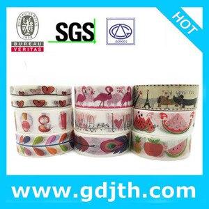 Image 4 - 2298 Patterns diy Masking tape set 30pcs/Lot Flower Print Deco DIY Sticker /Adhesive Japanese tape jiataihe Washi Tape Wholesale