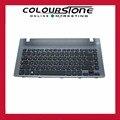 Nueva versión del ru teclado del ordenador portátil con el marco para samsung 355v5c 350v5c 355 v5x ba59-03270c