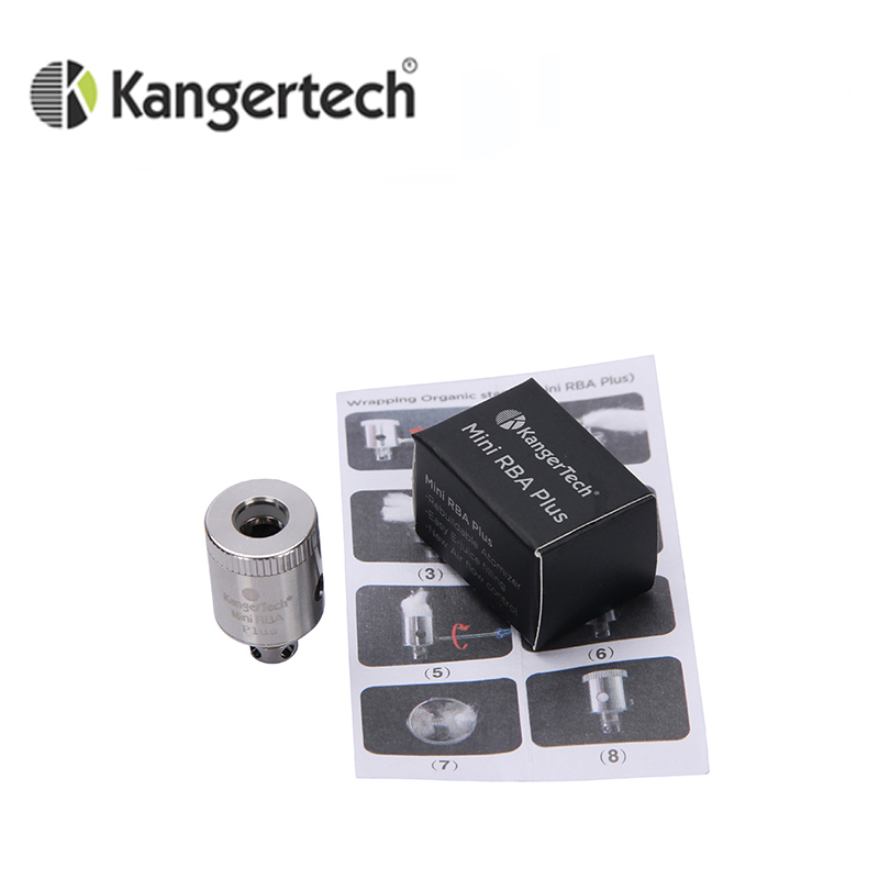 Kangertech Mini RBA Plus Coil Kangertech Mini RBA Deck For Subtank Mini Subtank Plus