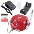 OPHIR Pro Electric Nail Drill Machine 30000RPM Nail Art Equipment Manicure File Drill Bits Nail Tools & Accessory_KD143R