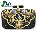 Milisente Clutch 2017 New Women Clutches Party Evening Bag Embroidery Beaded Bags Wedding Purse Designer Handbags