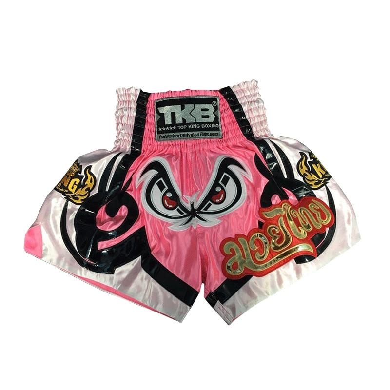 Sunrise pink cat eyes muay thai shorts cute mma fighting shorts training shorts illinois fighting illini replica basketball shorts