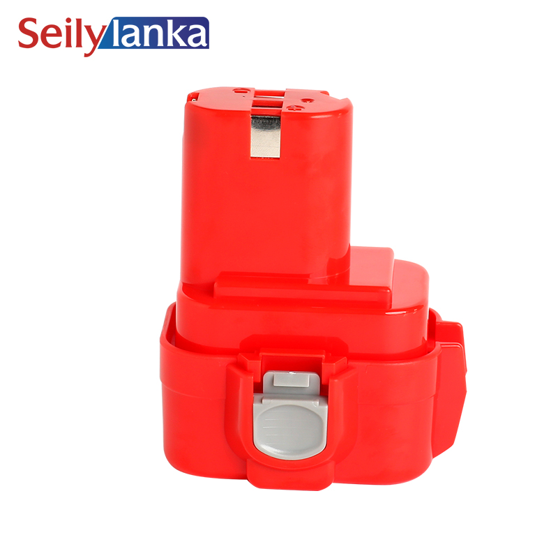 for <font><b>Makita</b></font> <font><b>9.6v</b></font> 3300mAh power tool <font><b>battery</b></font> 192595-8,192596-6,192534-A,192638-6,192697-A,9100,9101,<font><b>9120</b></font>,9122,638344-4-2,PA09 image