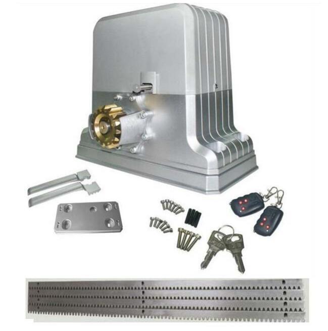 1800kgs Full-Automatic Industrial Electric gate motor/sliding gate opener Kit Fo